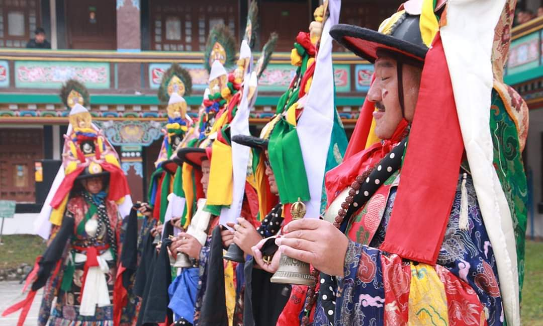 IN PHOTOS: Celebrations for Losoong-Namsoong underway in Sikkim