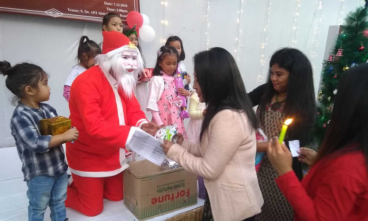 How Delhi's Garo community is celebrating pre-Christmas season