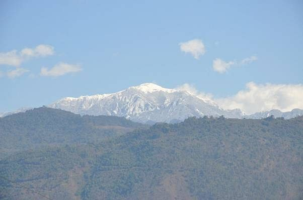 The best time to go on a trek to Mount saramati is during the long stretches of March, April, October and November