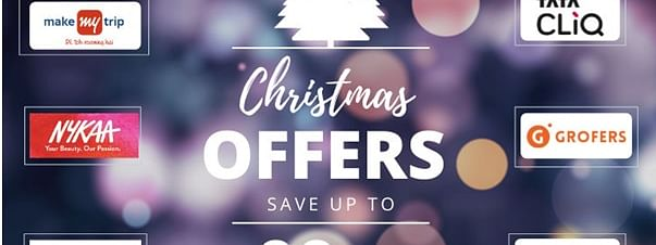 Offers for Christmas