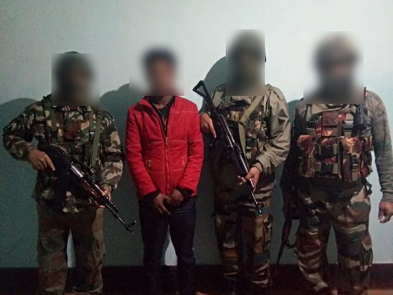Manipur: Militant belonging to banned KYKL arrested in Kakching