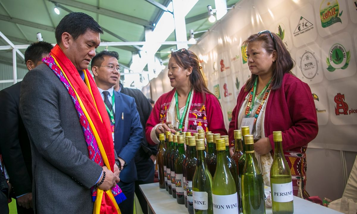 Arunachal preparing to become investor-friendly: CM Pema Khandu