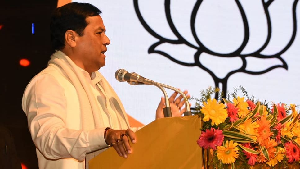 Assam CM Sarbananda Sonowal made changes in portfolios of his ministers on Saturday