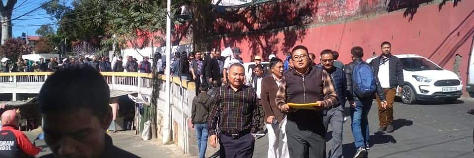 Mizoram youth Cong extends support to NESO over NE Bandh tomorrow