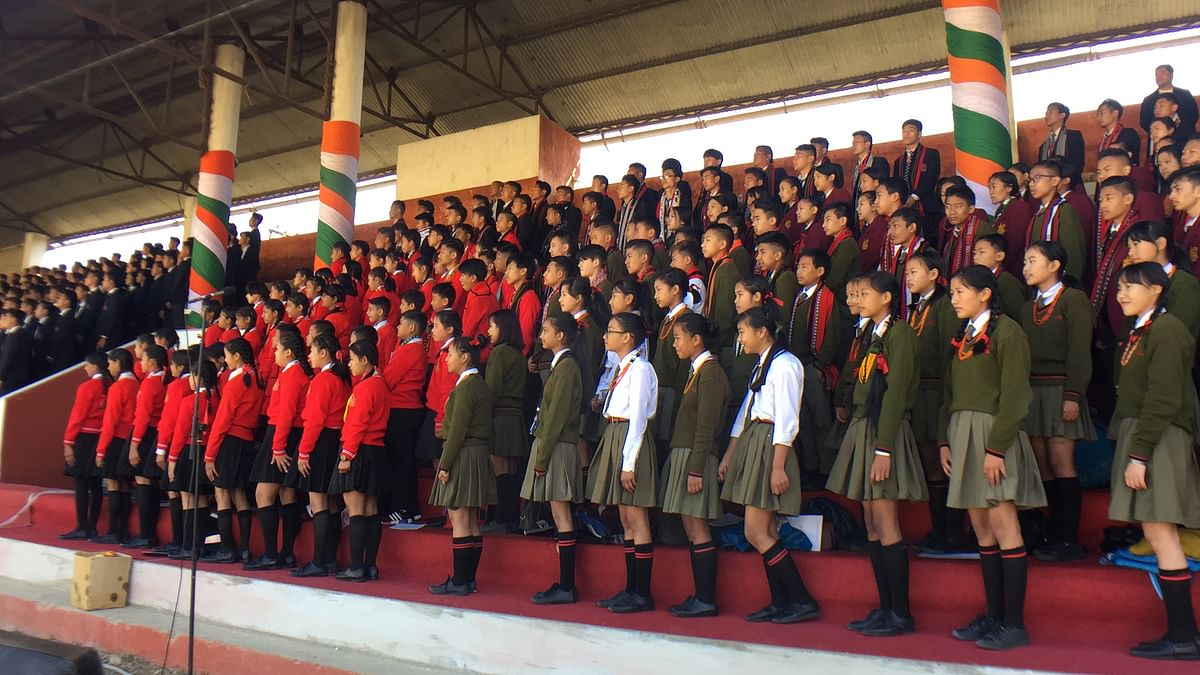 Nagaland: Uniform fee scale in govt schools to remove disparity