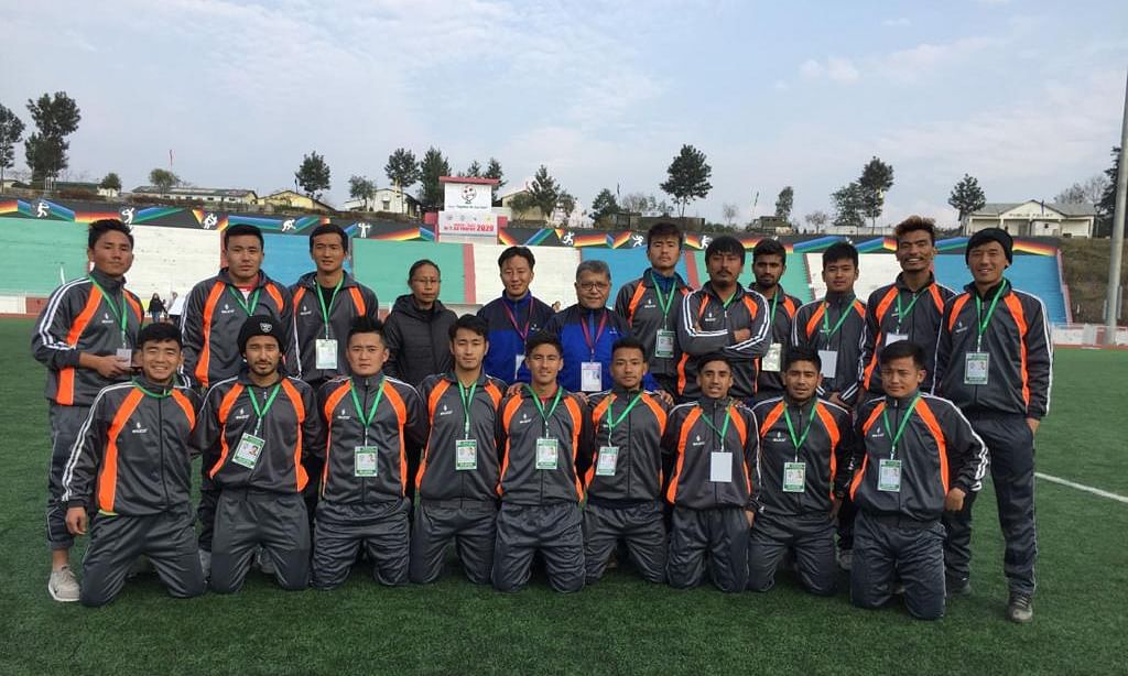 Sikkim makes winning start at North East Dr T Ao Trophy in Kohima