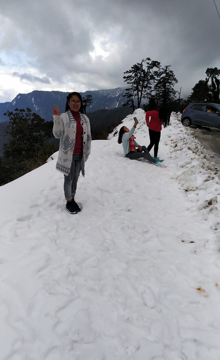 Mayodia Pass, nestled at an altitude of 2,655 metres above sea level, is around 56 km from Roing in Arunachal Pradesh's Lower Dibang Valley