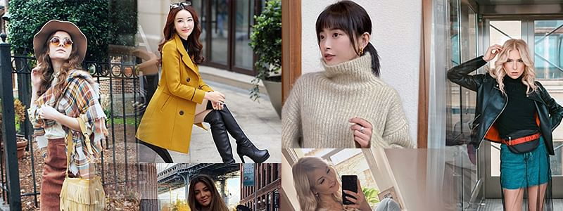 Ways to look effortlessly chic in the chilly winters