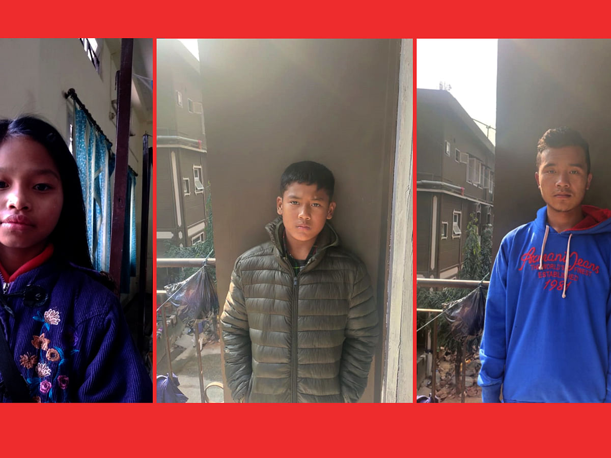 3 Mizo children conferred with coveted National Bravery Awards