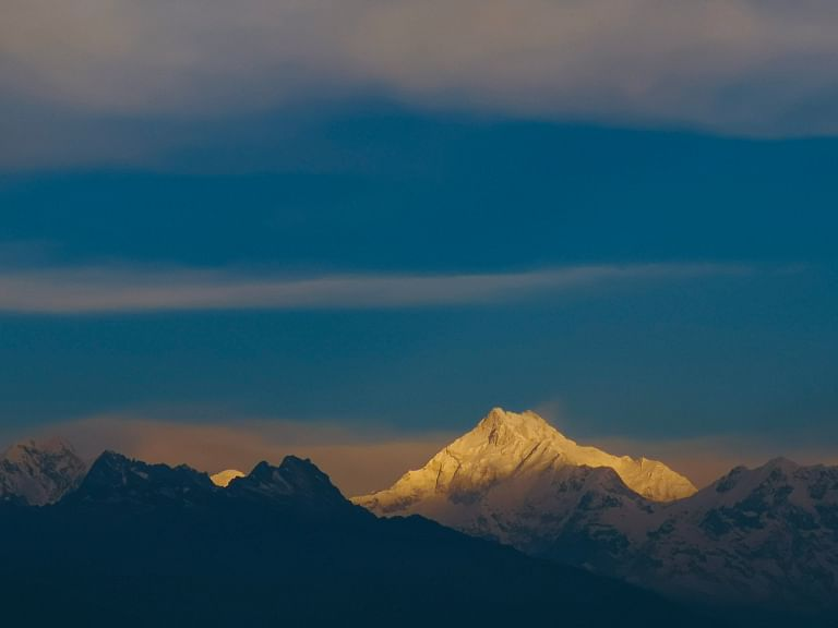 Chomolungma, after cartographic numerals, is known as Mount Everest while Chogori or Dapsang is known to the world as K2