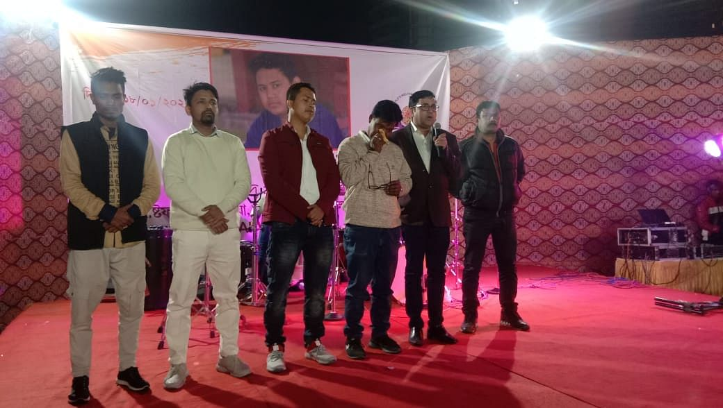 A leading association of the Assamese community in the Trans-Yamua areas of Delhi and Uttar Pradesh arranged a job in Guwahati for a member of martyr Sam Stafford's family