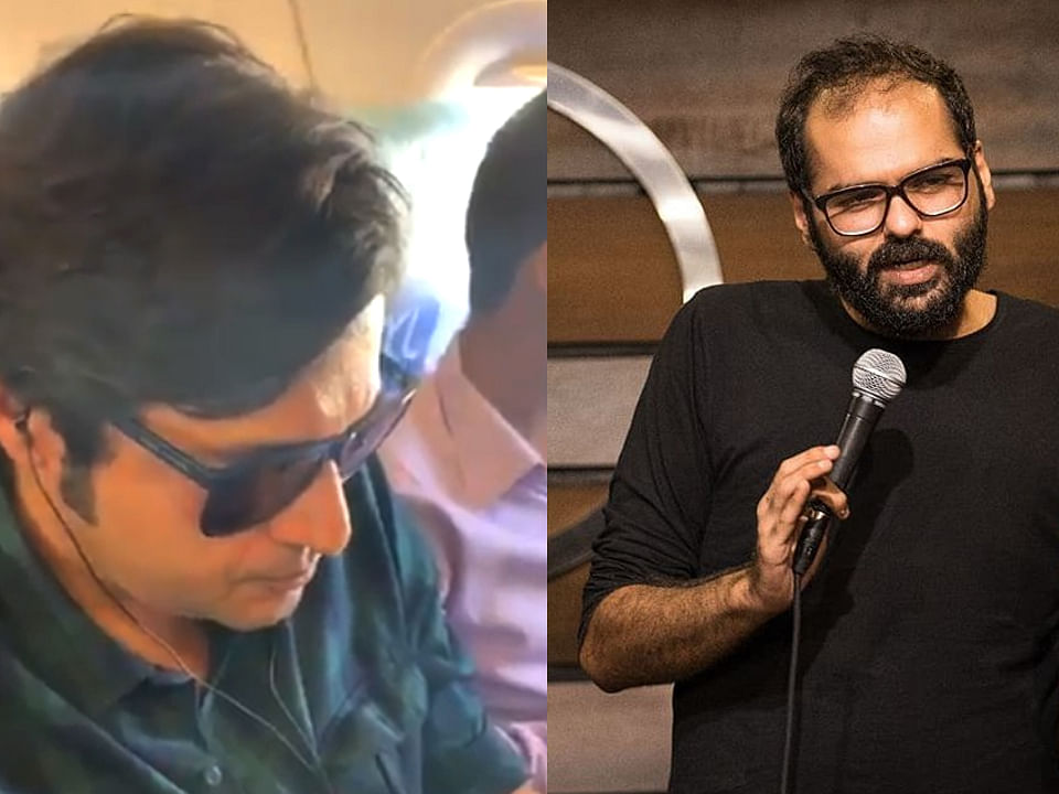 After Arnab 'roast', Kunal Kamra barred from flying by 4 airlines