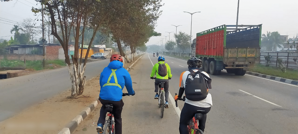 The 1,000-km BRM will cover Patgaon via Boko, return to Guwahati via Pathsala and then again cover parts of Golaghat and then ultimately finish in Guwahati on January 26