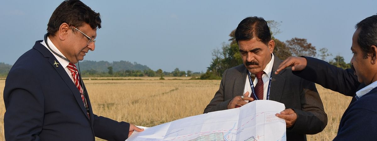 The cost of the project is Rs 955 crore