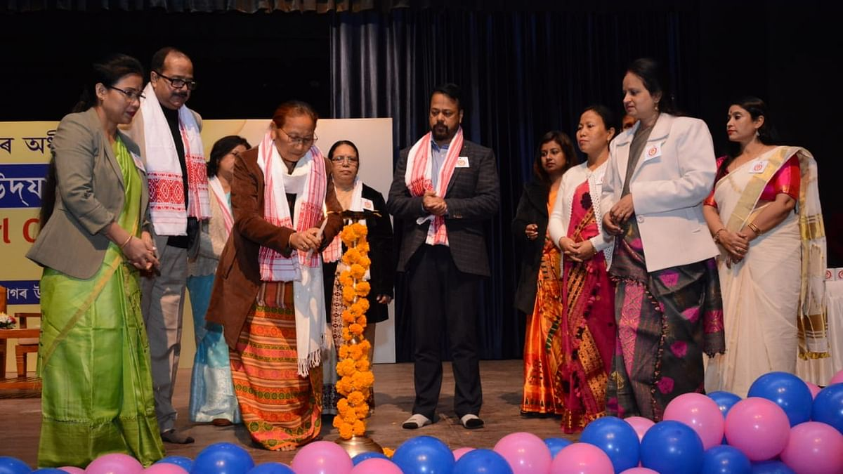 National Girl Child Day observed in Guwahati, achievers honoured