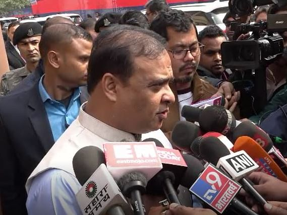 Talks with ULFA (I) a complex issue, reveals Himanta Biswa Sarma