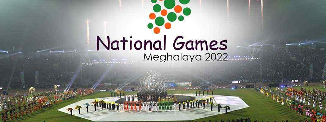 Meghalaya govt is all set to host National Games in 2022