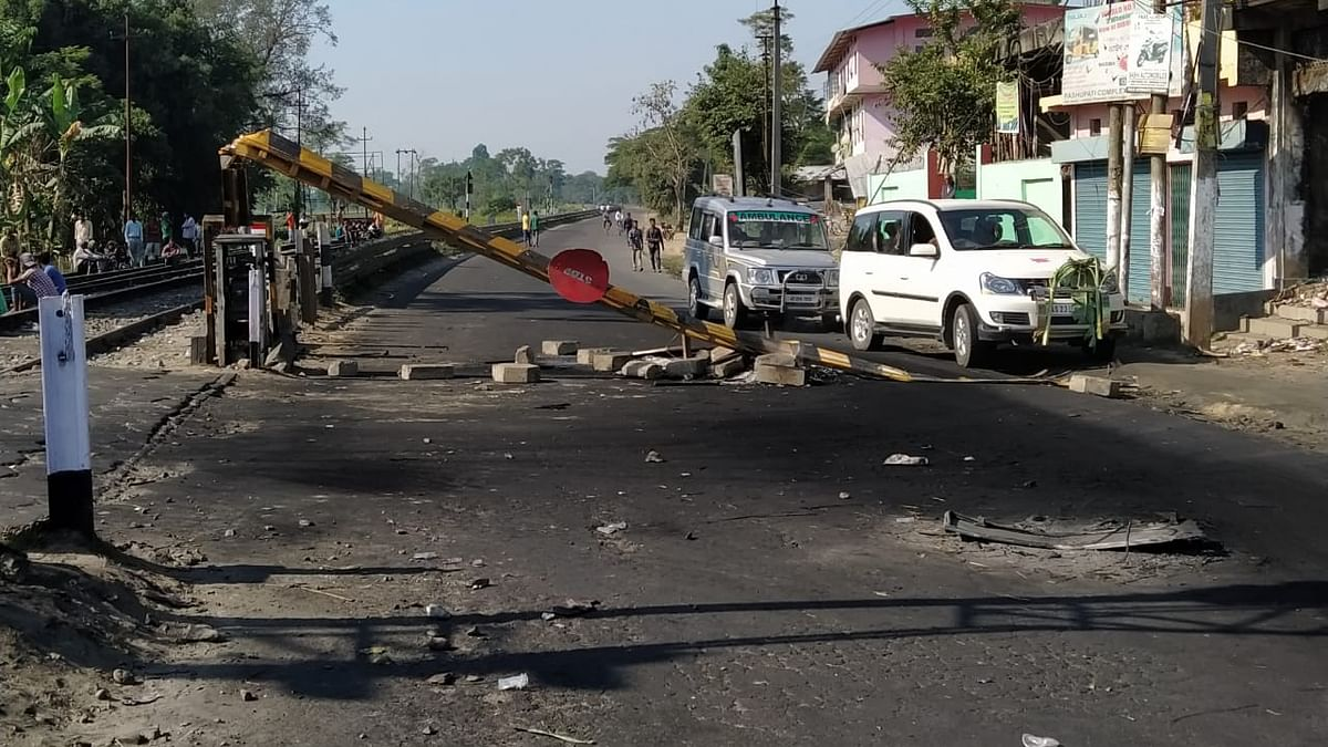 Anti-Citizenship Amendment Act (CAA) protests turned violent in different parts of Assam earlier in December