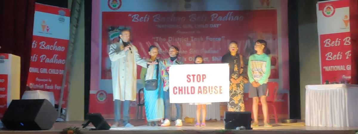 National Girl Child Day 2020 being celebrated in Shillong, Meghalaya on Friday