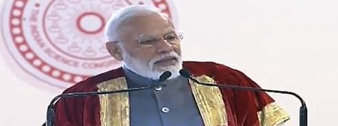 PM Modi had recently declared the 'Janata Curfew' on Sunday while addressing the nation