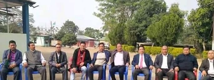 COCOMI meeting NSCN-IM top brass, including chief Th Muivah, at Camp Hebron in Nagaland's Dimapur on January 21