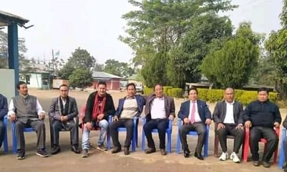 Manipur civil society meets NSCN-IM chief to appease differences