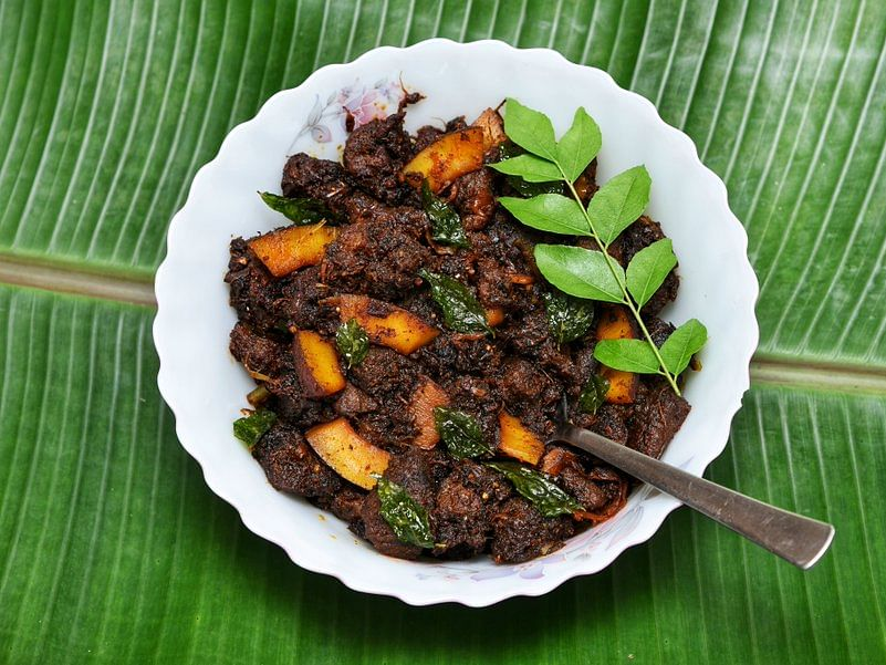 Kerala Tourism's tweet on beef delicacy sparks war of words