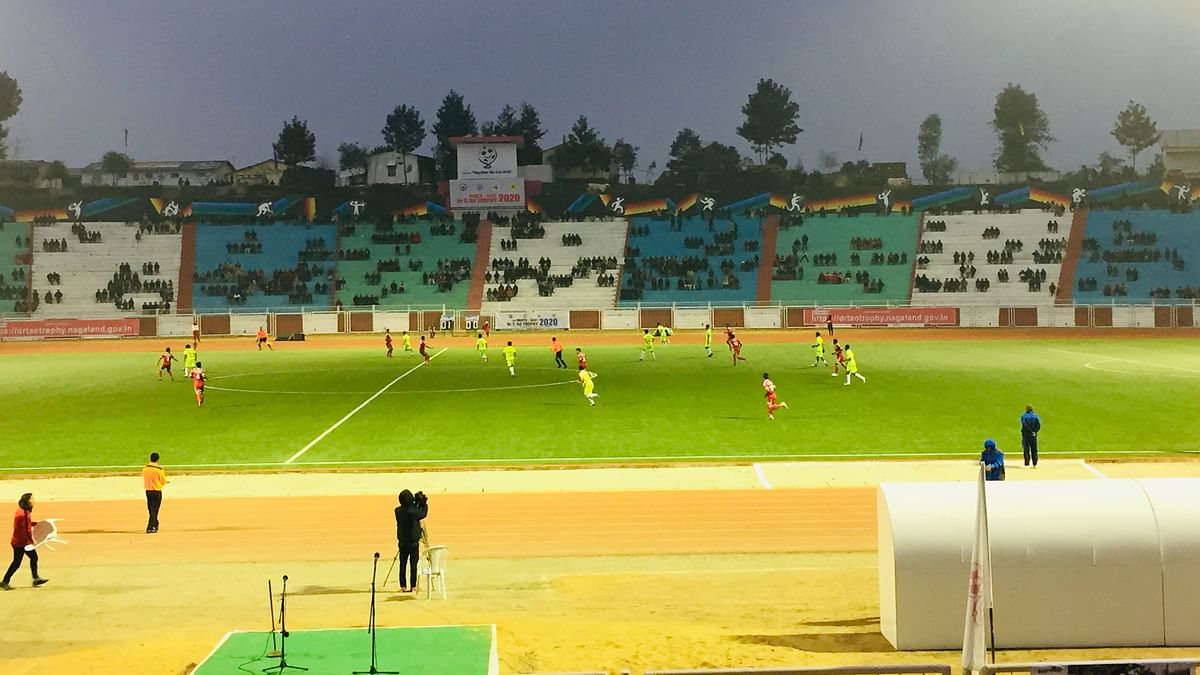 North East Dr T Ao Trophy: Nagaland vs Manipur | WATCH LIVE