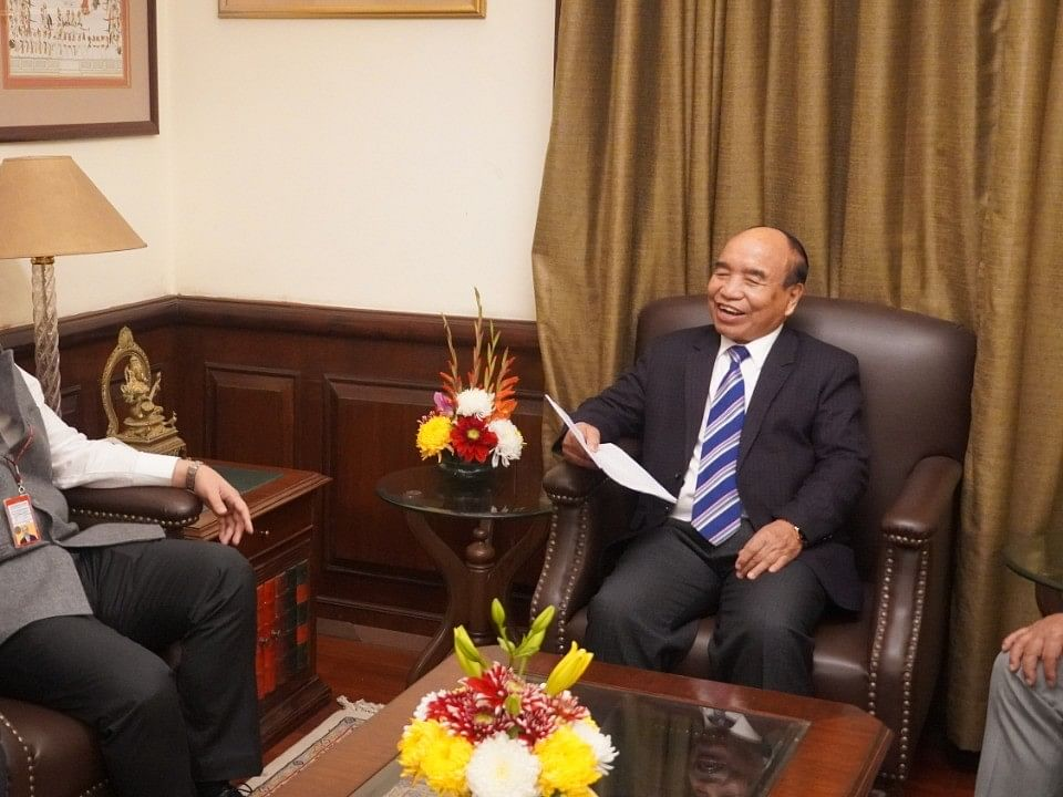 Mizoram approaches Centre for early completion of Kaladan project