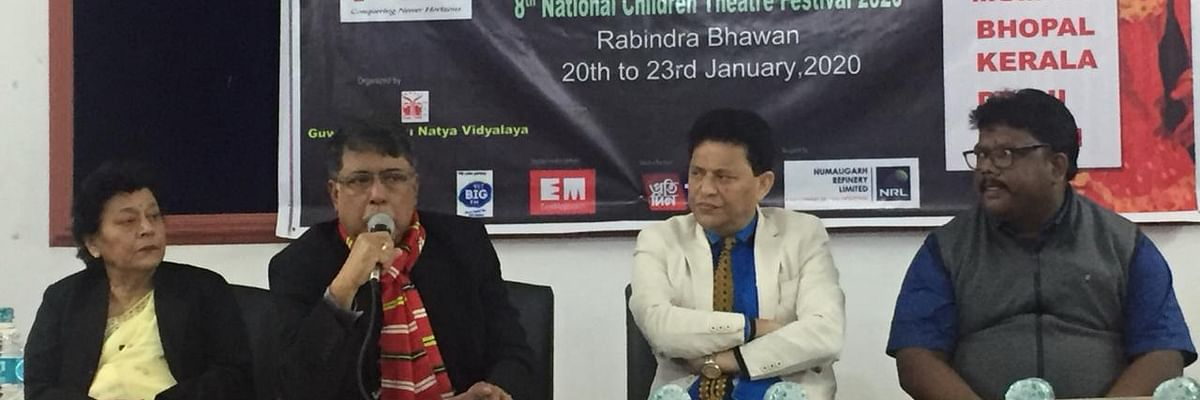 Guwahati to host National Children Theatre Festival from Jan 20
