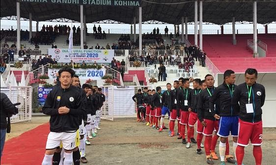 North East Dr T Ao Trophy: Nagaland beat Arunachal in 1st match