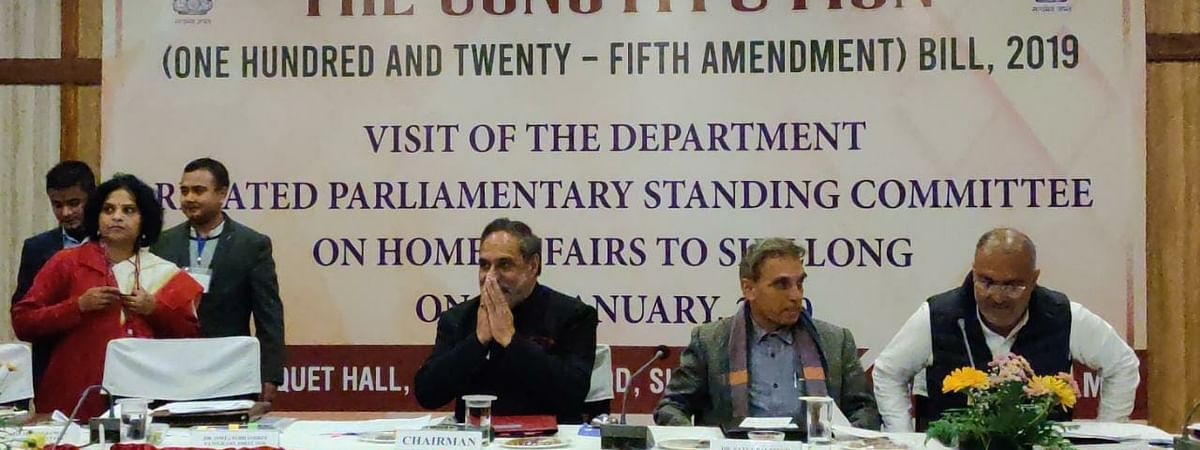 The Parliamentary Standing Committee was headed by Rajya Sabha MP Anand Sharma