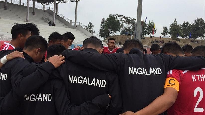 Nagaland football needs to start from basics. Here's why