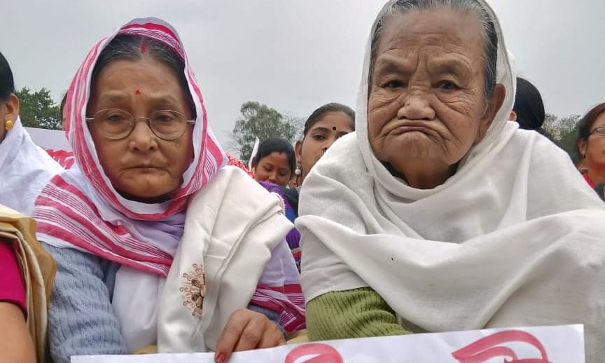 How placards are giving voice to Assam locals at anti-CAA protests