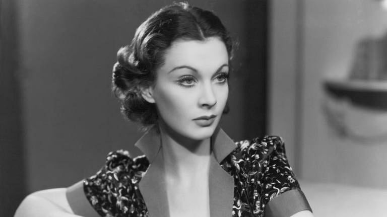 The beautiful and legendary actress, Vivien Leigh