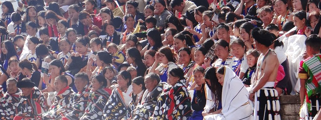 The NSCN/GPRN said that the Pan Naga Hoho is needed in order to 'keep alive the Naga nationhood'