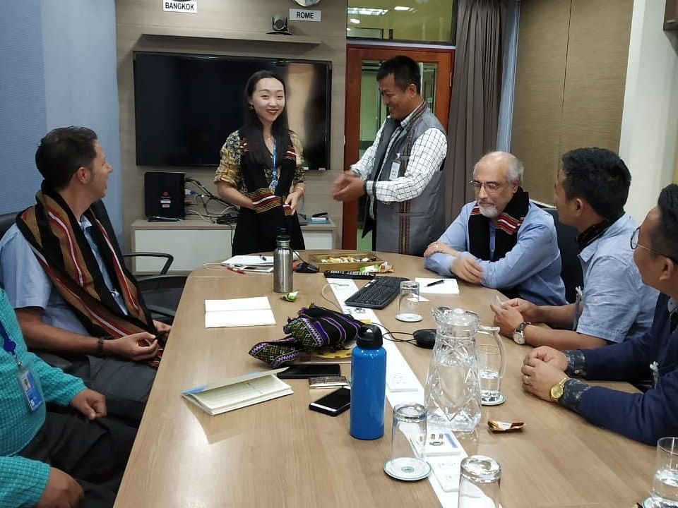 Mizoram govt seek's UN's help to improve horticulture