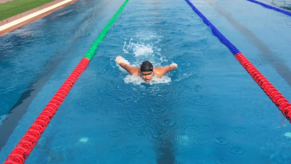 Some swimmers are now making a mark in the sporting discipline