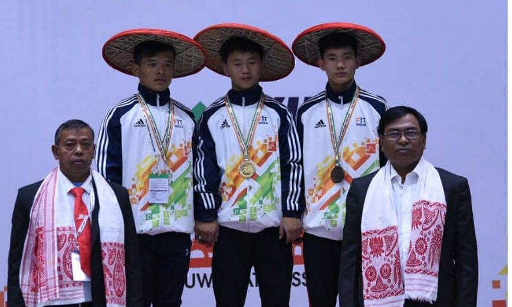 Khelo India: Arunachal, Assam boys win all spots in weightlifting