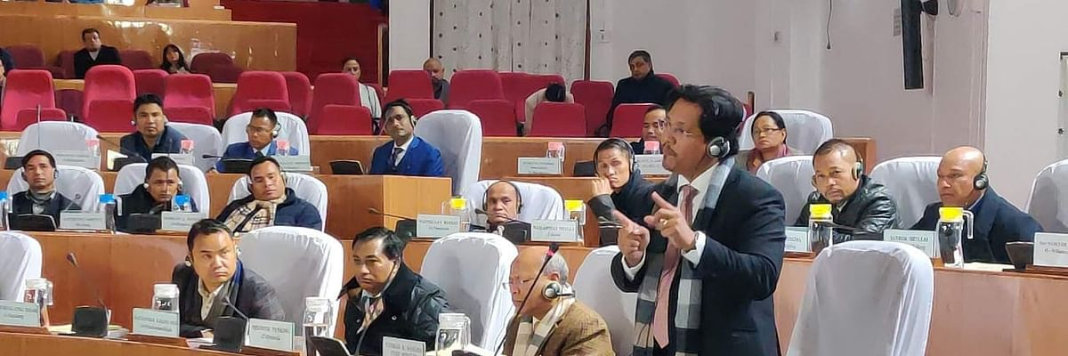 Shillong: Sec 144 imposed ahead of special House session on Jan 20