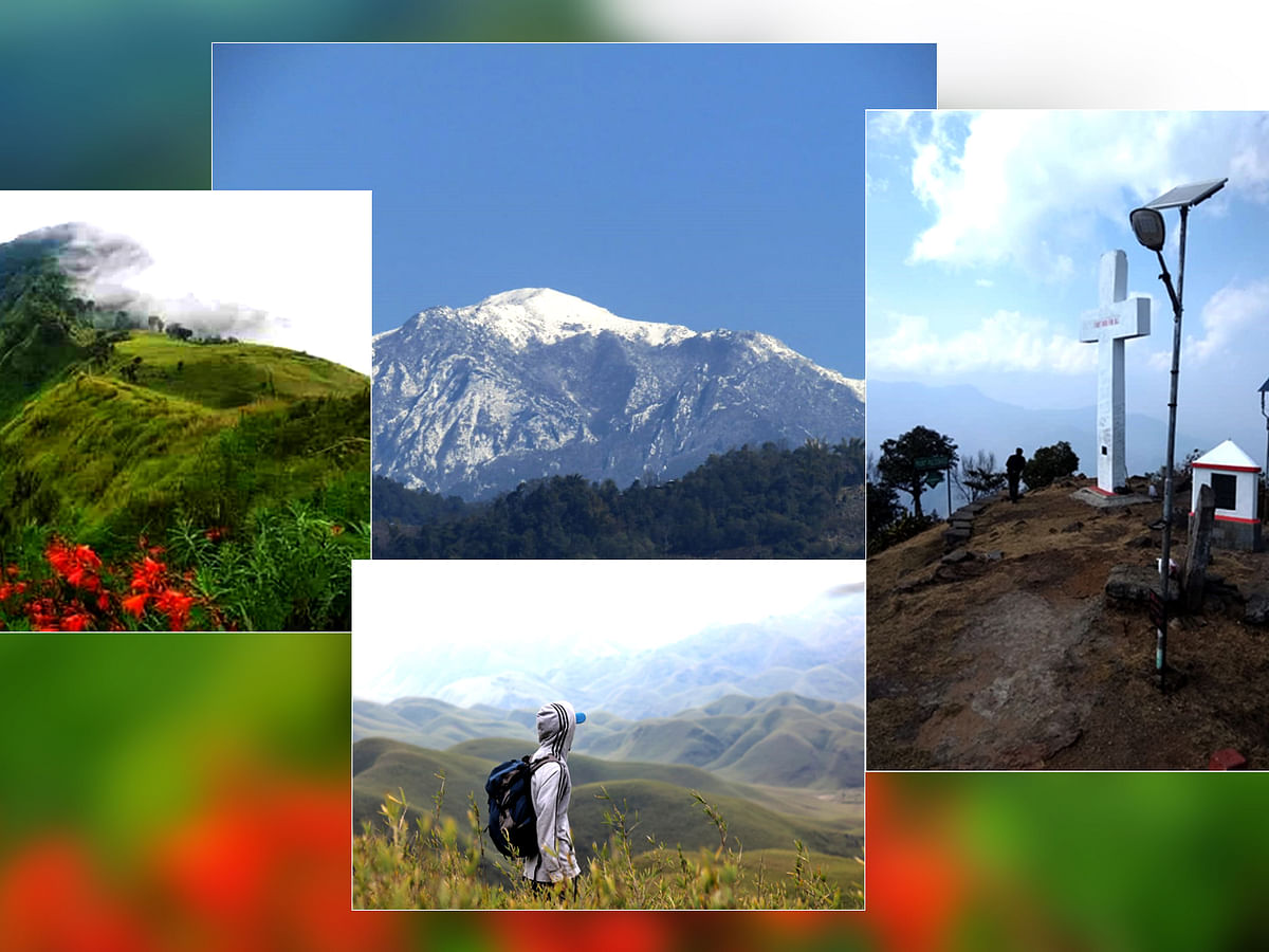 When in Nagaland, check out these 5 trekking destinations