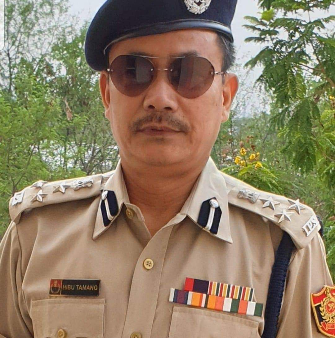 Joint commissioner of Delhi Police and head of SPUNER Hibu Tamang