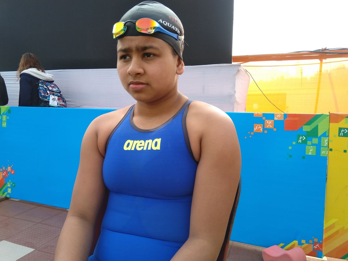 Khelo India: Assam-born swimmer Astha eyeing 2022 Asian Games