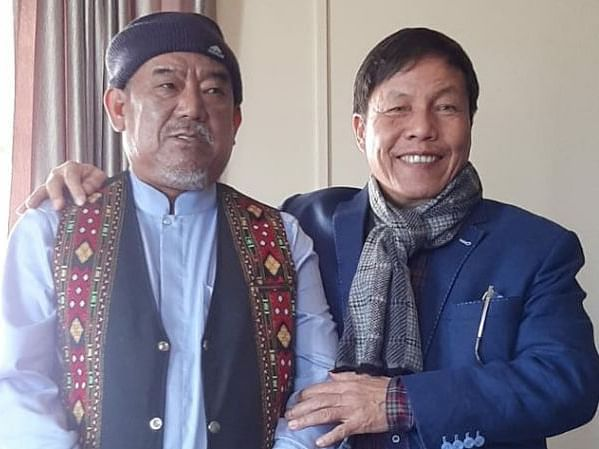 Naga groups, Kuki body KNO to work closely to resolve differences