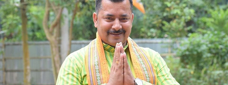 Krishnadhan Das is a sitting MLA from Bamutia constituency from the ruling BJP in the 60-seat Tripura state assembly