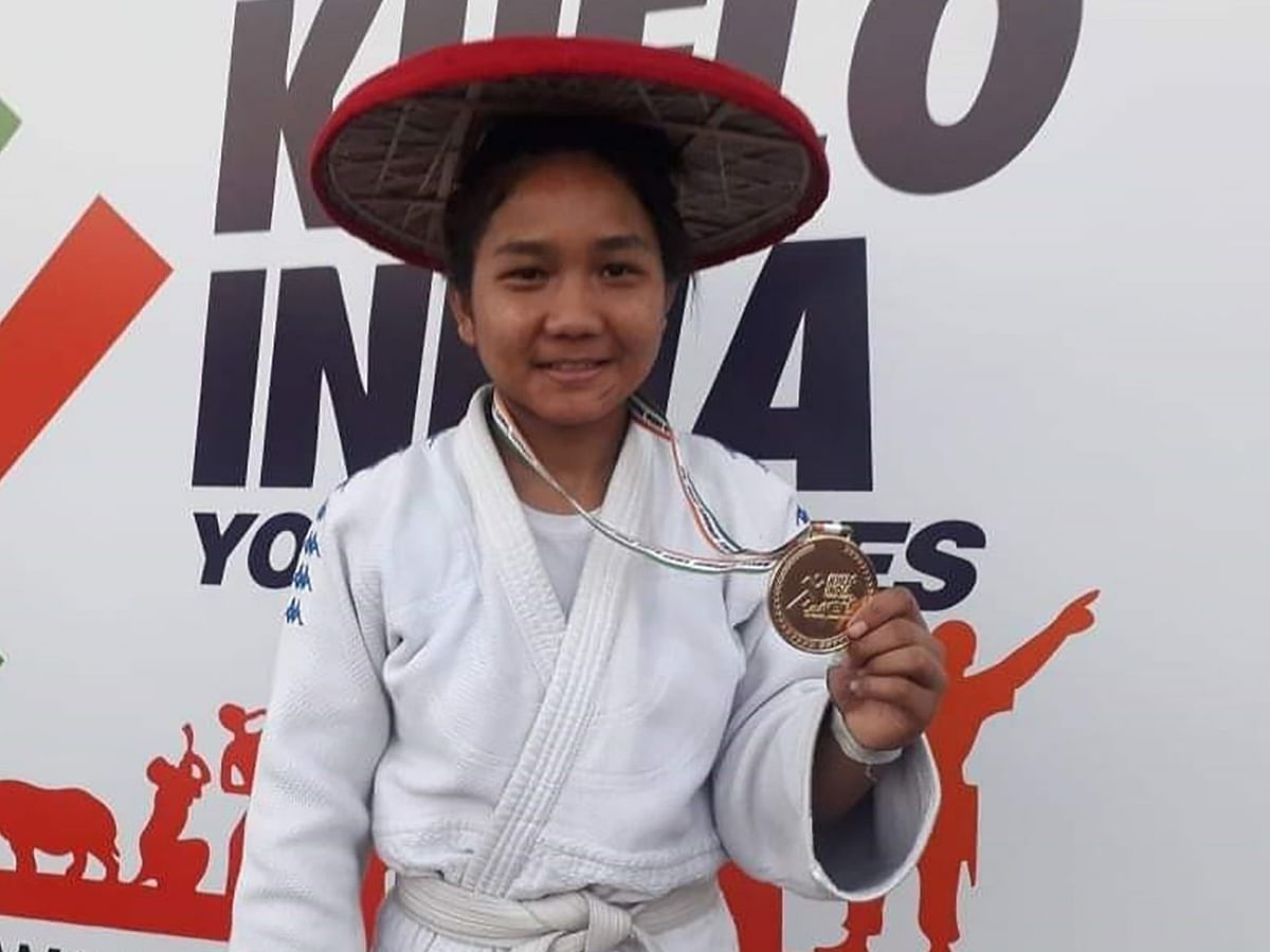Daughter of cab driver, Assam prodigy Puja is India's gift to judo