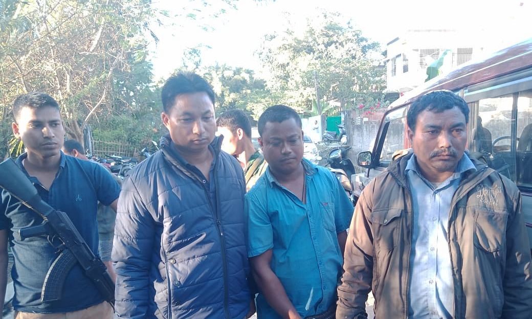 Assam: In Bollywood style, cops seize 1 kg cocaine, arrest 3
