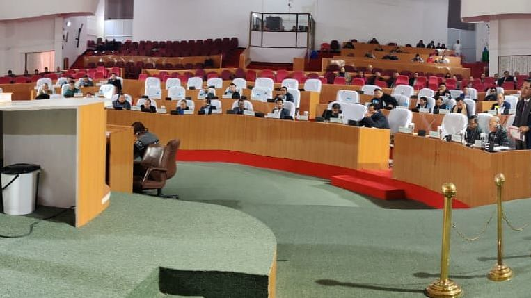 Special session of Meghalaya Assembly ratifies the Constitution (126th) Amendment Bill on Monday