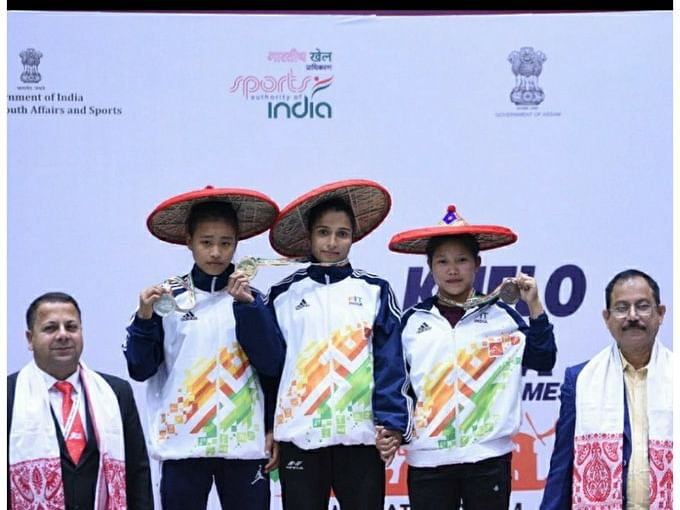 Khelo India: Assam comes 2nd, Manipur 3rd in girls' weightlifting