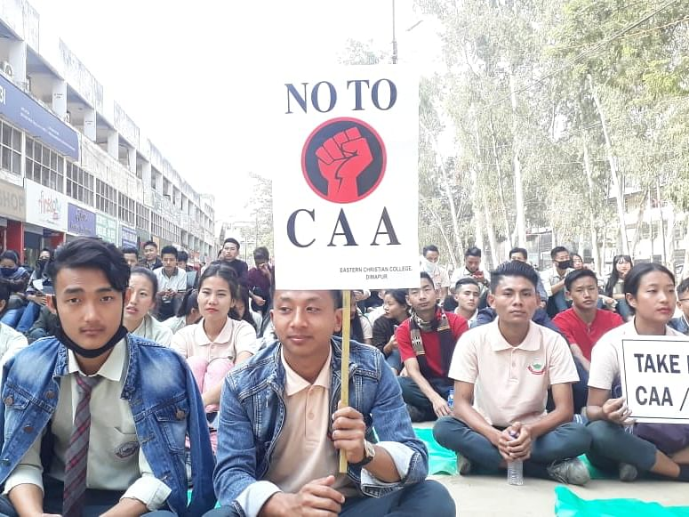 Nagaland: ANCSU calls for total shutdown of colleges tomorrow